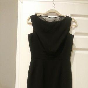 Tahari size 6 black dress